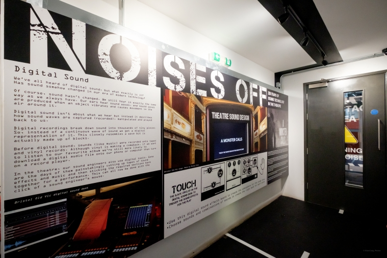 Exploring our Heritage | Noises Off | Bristol Old Vic
