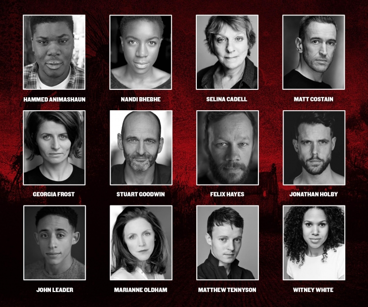 full casting announced for a monster calls - Finding John Christmas Cast